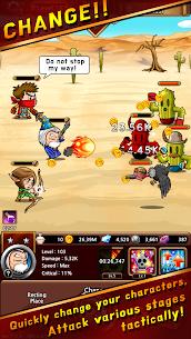 Hero-C: The Role Knights Mod Apk (Unlimited Gold/Diamonds) 3