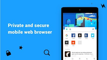 Aloha Browser - private fast browser with free VPN