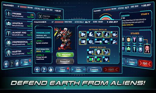 epic robo fight screenshot 1