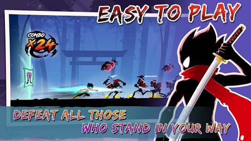 Stickman Revenge 4: Epic Stick War 0.4.0 screenshots 2
