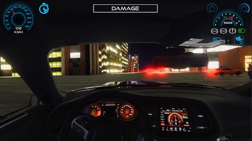 car cruising: in city screenshot 3