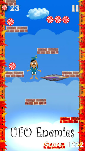candy jump 2 - the old age screenshot 2