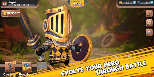 Big Helmet Heroes apkpoly screenshots 3