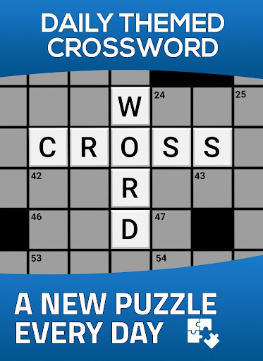 Foto do Daily Themed Crossword - A Fun crossword game