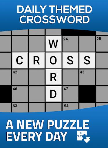 Daily Themed Crossword - A Fun crossword game 1.402.0 screenshots 22