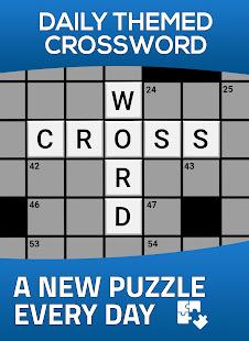 Daily Themed Crossword - A Fun Crossword Game 1.502.0 Screenshots 14