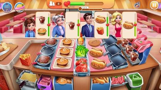 My Cooking – Restaurant Food Cooking Games MOD APK 10.3.90.5052 6