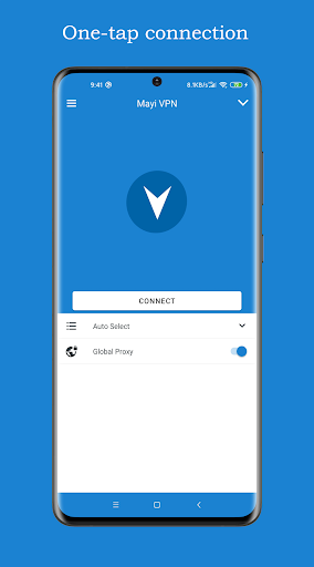 Mayi VPN - Free, Fast & Secure VPN proxy 235 Screenshots 1