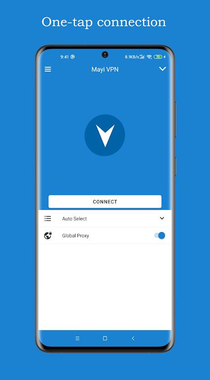 Mayi VPN - Free, Fast & Secure VPN proxy  poster 0