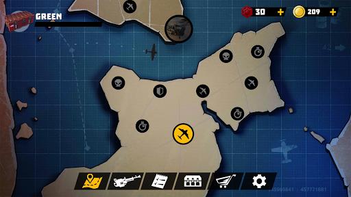 Gunner War - Air combat Sky Survival android2mod screenshots 1
