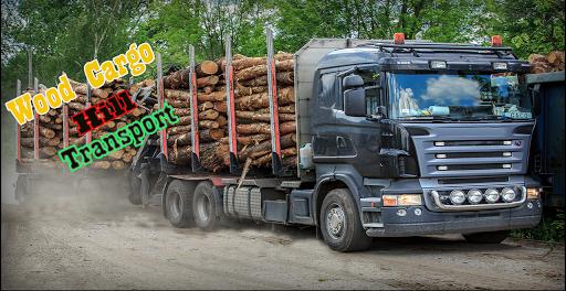 pk wood cargo truck driver screenshot 1