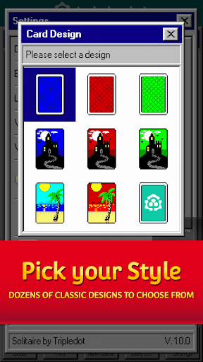 Solitaire 95 - The classic Solitaire card game 1.5.0 screenshots 5
