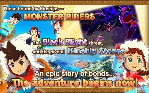 Monster Hunter Stories 1.0.3 Mod + APK + Data UPDATED 2
