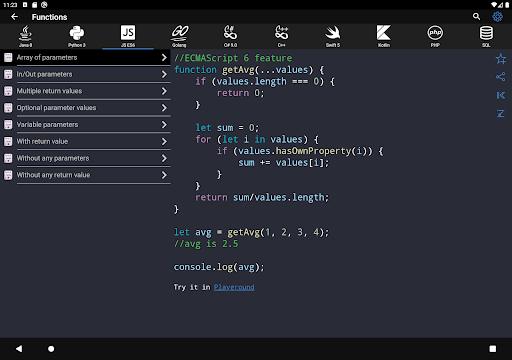 Code Recipes screenshots 20