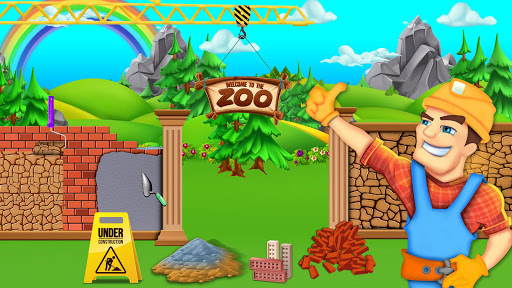 Safari Zoo Builder: Animal House Designer & Maker 1.0.7 screenshots 2