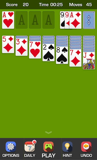 Free Solitaire Game screenshots 1