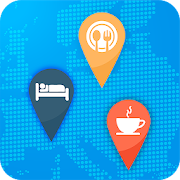 Local Maps:Directions, Transit, Navigate & Explore  Icon