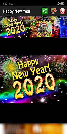 Happy New Year Greetings 2021  Screenshots 24
