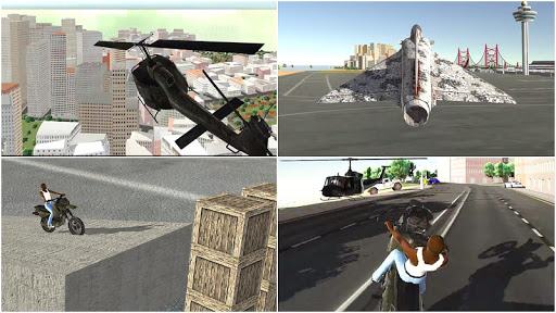 Grand Vegas Gangs Crime 3D  screenshots 8