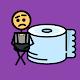 Toilet Paper Funny Games - Draw Line, Stickman Run para PC Windows