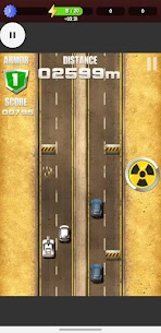 Burnin Rubber – Car Wars! Hack for iOS and Android 5