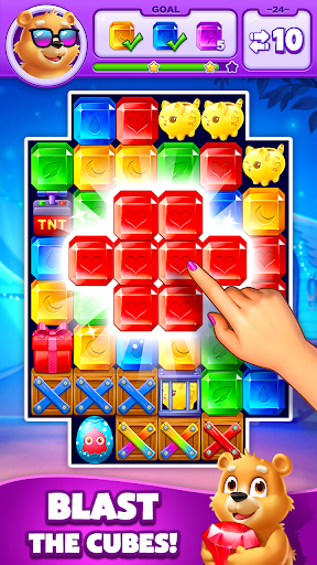 Jewel Match Blast - Classic Puzzle Games Free 1.4.3 screenshots 1