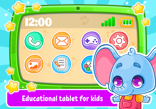 Babyphone & tablet - baby learning games, drawing 2.3.6 screenshots 7