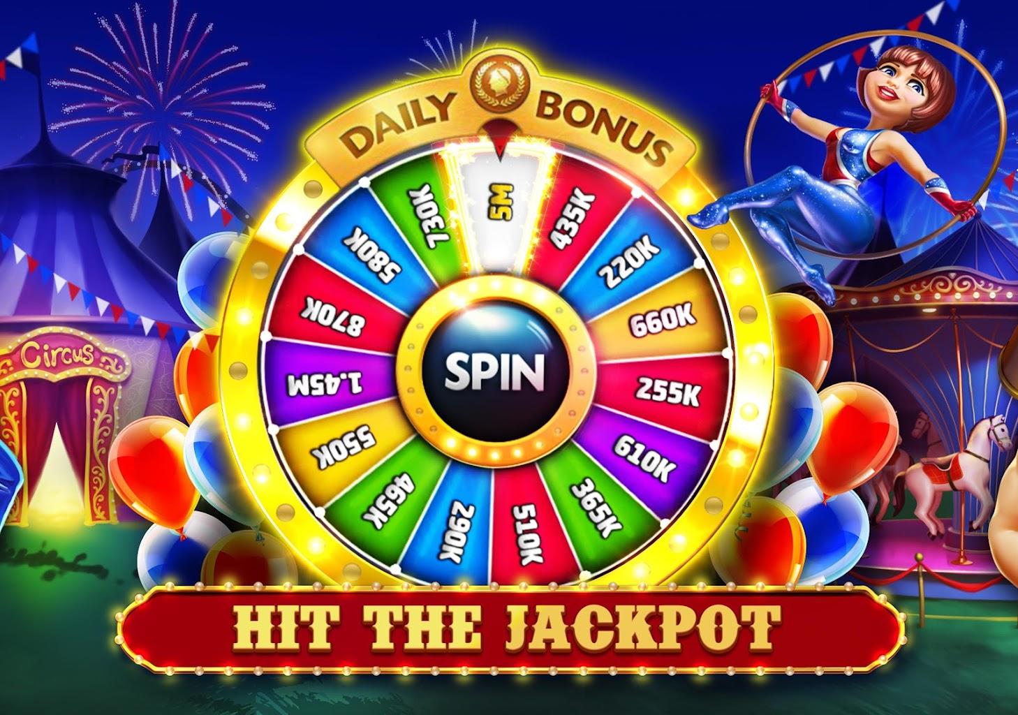 Jackpot magic slots free spins