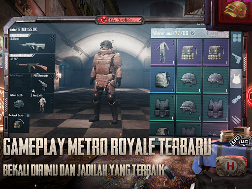 PUBG MOBILE METRO ROYALE