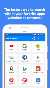 Voice Search – Speech to Text Searching Assistant 3.1.0 Mod + APK + Data UPDATED 1