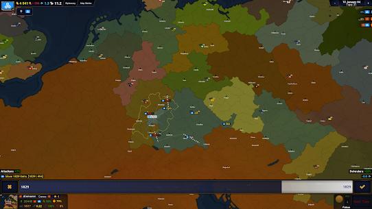 Age of History II Europe 1.048_WW1 Apk Mod (Unlocked) 4