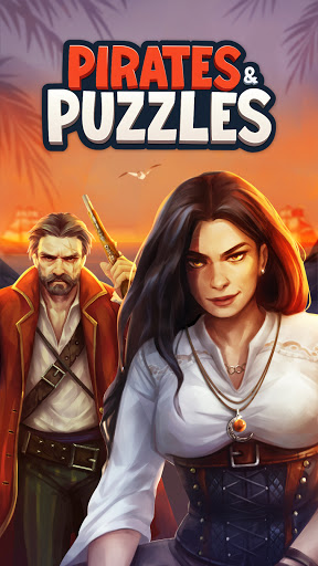 Pirates & Puzzles - PVP Pirate Battles & Match 3  screenshots 13