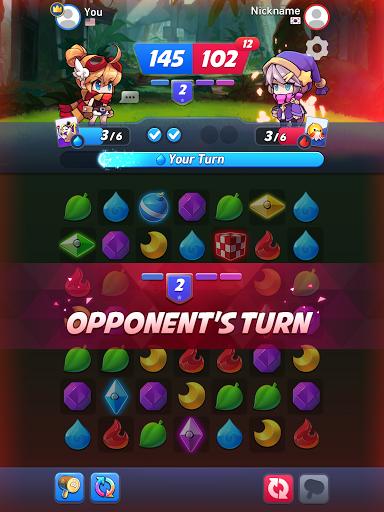 WIND Runner : Puzzle Match apkmr screenshots 13