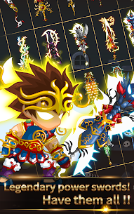 +9 God Blessing Knight – Cash Knight Mod Apk 2.16 (Unlimited Gold) 6