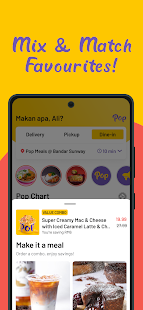 Pop Meals - food delivery screenshots 4