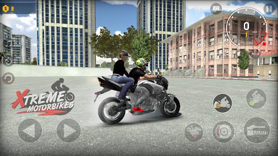 Xtreme Motorbikes screenshots apk mod 5