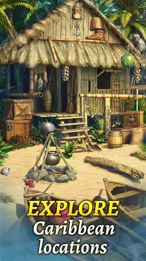 The Hidden Treasures: Find Hidden Objectsu30fbMatch 3 1.17.1400 screenshots 2