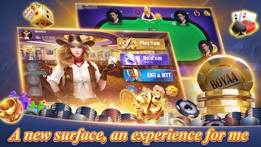 Texas Poker English (Boyaa)  Screenshots 1