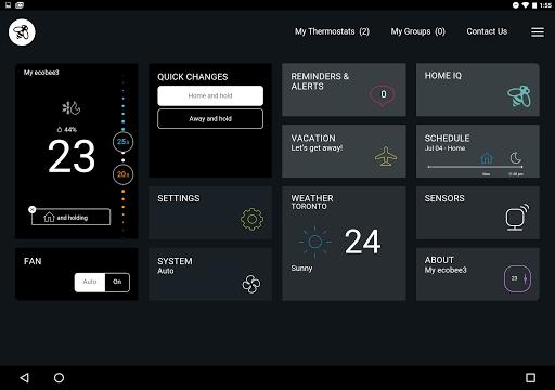 ecobee  screenshots 6