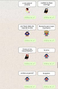 Club Pingüino - Stickers para Whatsapp Screenshot