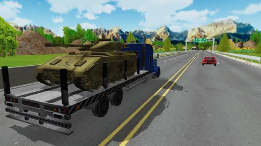 Tank Transporter 3D  screenshots 1