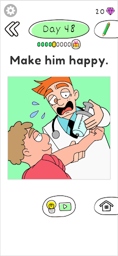 Draw Happy Clinic  screenshots 1