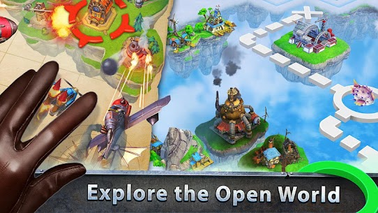 Sky Clash: Lords of For Pc   How To Install – (Windows 7, 8, 10 And Mac) 4