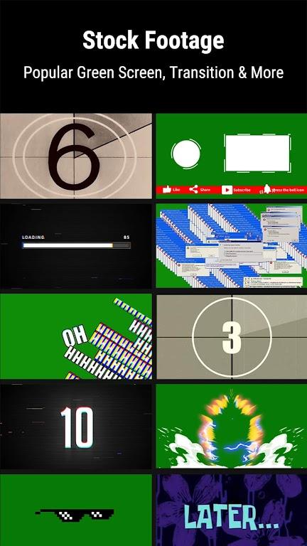 Motion Ninja - Pro Video Editor & Animation Maker  poster 3