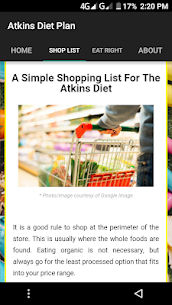 Atkins Diet Weight loss For Pc   How To Use (Windows 7, 8, 10 And Mac) 3