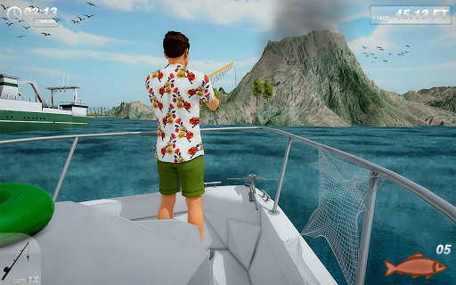 Reel Fishing Sim 2020 : Ace Fishing Game 2.0 screenshots 1