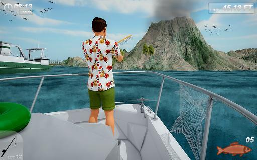 Reel Fishing Sim 2021 : Ace Fishing Game screenshots 2