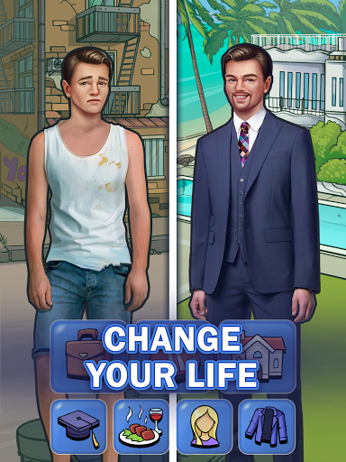 From Fool To Cool - Real Life Simulator: Get Rich screenshots 11