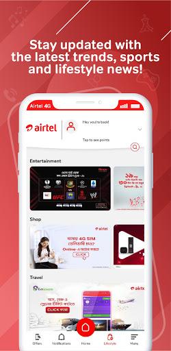 My Airtel - Bangladesh android2mod screenshots 3