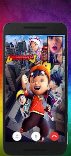 Image For Call Boboiboy -  Video Call Boboiboy Versi 1.1 5